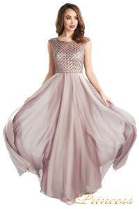 Вечернее платье 24166-186 pink. Цвет розовый. Вид 1