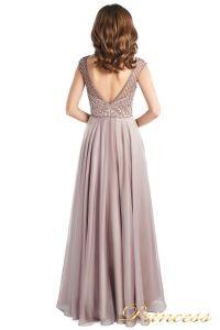 Вечернее платье 24166-186 pink. Цвет розовый. Вид 4
