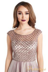 Вечернее платье 24166-186 pink. Цвет розовый. Вид 5