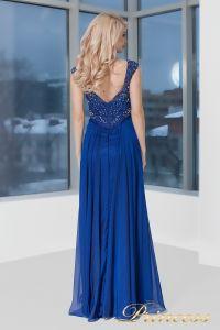 Вечернее платье 2630 N. Цвет электрик . Вид 5