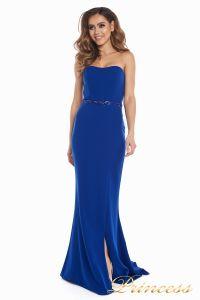 Вечернее платье 3200_royal. Цвет электрик . Вид 4