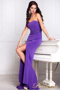Вечернее платье 3200N. Цвет фиолетовый. Вид 3