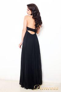 Вечернее платье 3947. Цвет чёрный. Вид 2