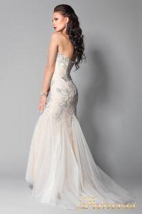 Свадебное платье 4674. Цвет пастельный. Вид 3