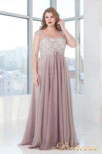 Вечернее платье 4675 PINK. Цвет розовый. Вид 1