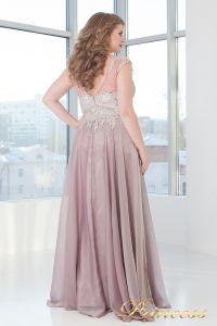 Вечернее платье 4675 PINK. Цвет розовый. Вид 2