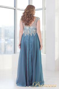 Вечернее платье 4675 B. Цвет пастельный. Вид 3