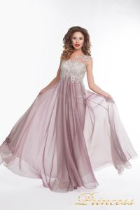 Вечернее платье 4675 pink small. Цвет розовый. Вид 2