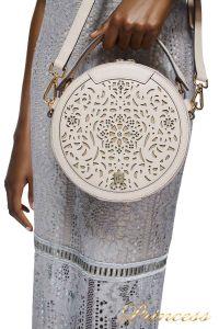 Вечернее платье AZE17712MDX PUMICE NUDE. Цвет серый. Вид 2