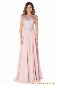 Вечернее платье 51007 rose. Цвет розовый. Вид 2