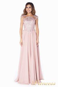Вечернее платье 51007 rose. Цвет розовый. Вид 3