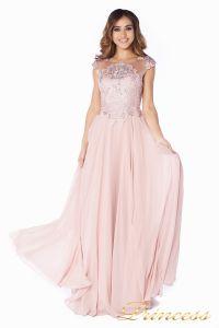 Вечернее платье 51007 rose. Цвет розовый. Вид 4