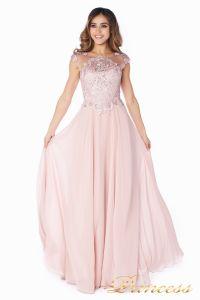 Вечернее платье 51007 rose. Цвет розовый. Вид 5