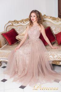 Вечернее платье 5133 PINK. Цвет розовый. Вид 1