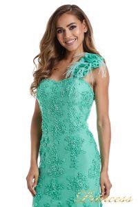 Вечернее платье 6010G. Цвет цветное . Вид 3