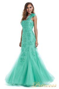 Вечернее платье 6010G. Цвет цветное . Вид 2