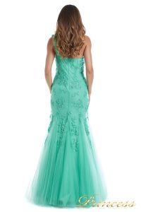 Вечернее платье 6010G. Цвет цветное . Вид 5