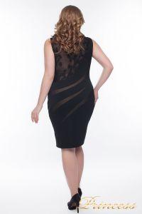 Вечернее платье 6284S_black. Цвет чёрный. Вид 2