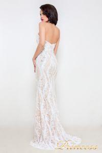 Вечернее платье 657W. Цвет цветное . Вид 3