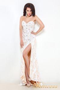 Вечернее платье 657W. Цвет цветное . Вид 2