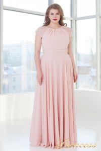 Вечернее платье 709 pink. Цвет розовый. Вид 2