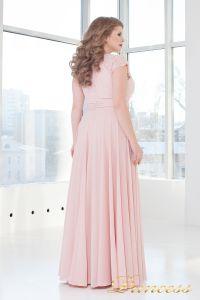 Вечернее платье 709 pink. Цвет розовый. Вид 4