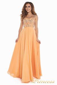 Вечернее платье 80824AP. Цвет цветное . Вид 3