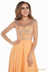 Вечернее платье 80824AP. Цвет цветное . Вид 5