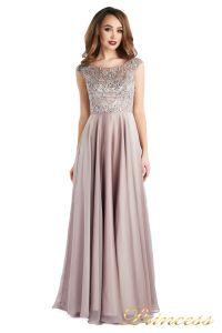 Вечернее платье 80824-186 pink. Цвет розовый. Вид 3