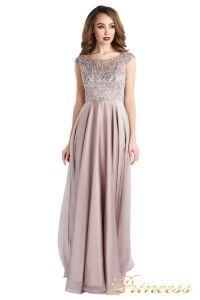 Вечернее платье 80824-186 pink. Цвет розовый. Вид 2