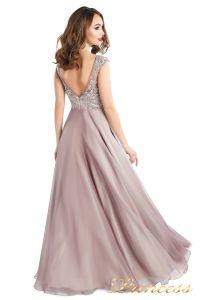 Вечернее платье 80824-186 pink. Цвет розовый. Вид 5