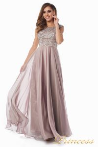 Вечернее платье 80824-186 pink. Цвет розовый. Вид 1
