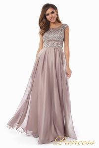 Вечернее платье 80824-186 pink. Цвет розовый. Вид 7