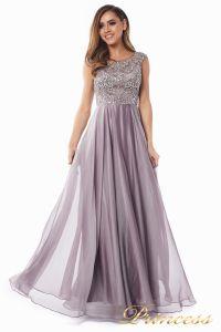 Вечернее платье 80824-167 dark-pink. Цвет розовый. Вид 1