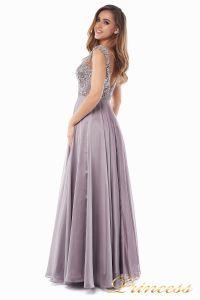 Вечернее платье 80824-167 dark-pink. Цвет розовый. Вид 5