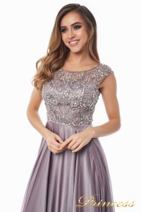 Вечернее платье 80824-167 dark-pink. Цвет розовый. Вид 6