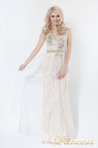 Вечернее платье 8085. Цвет пастельный. Вид 3