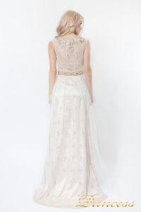 Вечернее платье 8085. Цвет пастельный. Вид 4