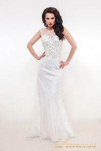 Свадебное платье 8120. Цвет белый. Вид 1