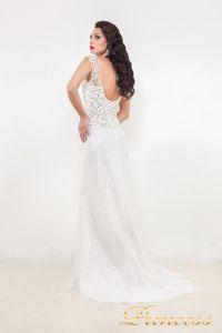Свадебное платье 8120. Цвет белый. Вид 2