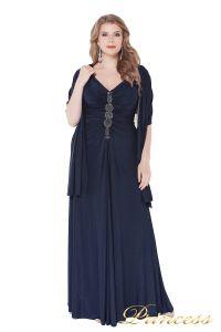 Вечернее платье 826 Mazarine. Цвет синий. Вид 4