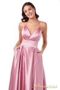 Вечернее платье 852597. Цвет розовый. Вид 2