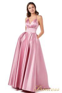 Вечернее платье 852597. Цвет розовый. Вид 3