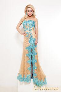 Вечернее платье 9008B. Цвет пастельный. Вид 2