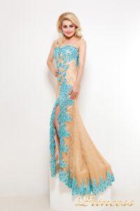 Вечернее платье 9008B. Цвет пастельный. Вид 1