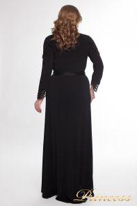 Вечернее платье 912_black. Цвет чёрный. Вид 3