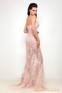 Вечернее платье 92545. Цвет розовый. Вид 2