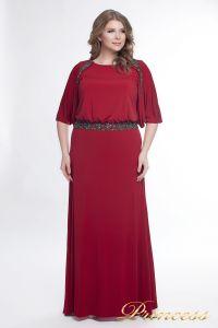 Вечернее платье 950_red. Цвет красный. Вид 1