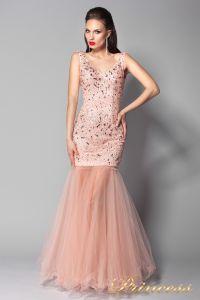 Вечернее платье 96139LP. Цвет розовый. Вид 1