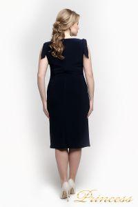 Вечернее платье 1029 N. Цвет синий. Вид 4